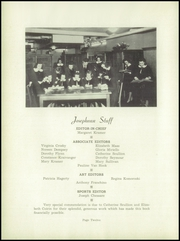 Page 16, 1941 Edition, St Joseph High School - Josephean Yearbook (Paterson, NJ) online yearbook collection