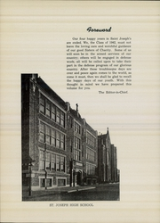 Page 10, 1942 Edition, St Joseph High School - Josephean Yearbook (Paterson, NJ) online yearbook collection