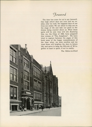 Page 7, 1943 Edition, St Joseph High School - Josephean Yearbook (Paterson, NJ) online yearbook collection