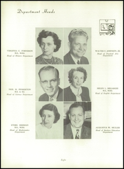 Page 12, 1952 Edition, Lower Camden County High School - L Agenda Yearbook (Lindenwold, NJ) online yearbook collection