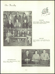 Page 13, 1952 Edition, Lower Camden County High School - L Agenda Yearbook (Lindenwold, NJ) online yearbook collection