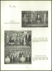 Page 14, 1952 Edition, Lower Camden County High School - L Agenda Yearbook (Lindenwold, NJ) online yearbook collection