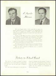 Page 9, 1952 Edition, Lower Camden County High School - L Agenda Yearbook (Lindenwold, NJ) online yearbook collection