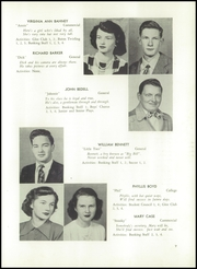 Page 11, 1949 Edition, Sussex High School - Hy Pointer Yearbook (Sussex, NJ) online yearbook collection