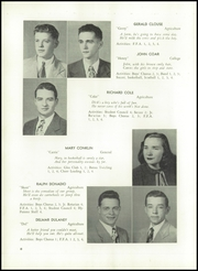Page 12, 1949 Edition, Sussex High School - Hy Pointer Yearbook (Sussex, NJ) online yearbook collection