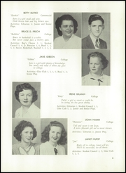 Page 13, 1949 Edition, Sussex High School - Hy Pointer Yearbook (Sussex, NJ) online yearbook collection