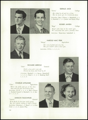 Page 14, 1949 Edition, Sussex High School - Hy Pointer Yearbook (Sussex, NJ) online yearbook collection