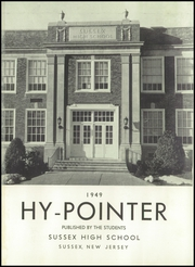Page 5, 1949 Edition, Sussex High School - Hy Pointer Yearbook (Sussex, NJ) online yearbook collection