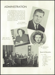 Page 7, 1949 Edition, Sussex High School - Hy Pointer Yearbook (Sussex, NJ) online yearbook collection