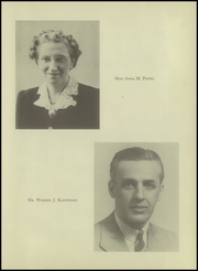 Page 11, 1945 Edition, Upper Freehold Township High School - Manitou Yearbook (Allentown, NJ) online yearbook collection
