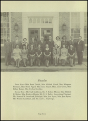 Page 13, 1945 Edition, Upper Freehold Township High School - Manitou Yearbook (Allentown, NJ) online yearbook collection