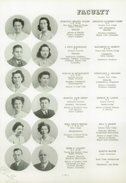 Page 14, 1942 Edition, Macfarland High School - Fabella Yearbook (Bordentown, NJ) online yearbook collection
