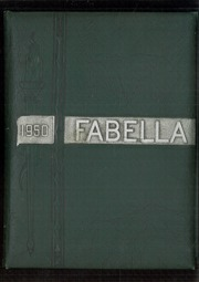 Page 1, 1950 Edition, Macfarland High School - Fabella Yearbook (Bordentown, NJ) online yearbook collection