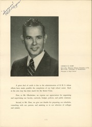 Page 11, 1950 Edition, Macfarland High School - Fabella Yearbook (Bordentown, NJ) online yearbook collection