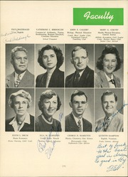 Page 12, 1950 Edition, Macfarland High School - Fabella Yearbook (Bordentown, NJ) online yearbook collection
