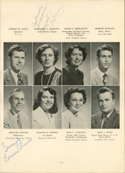 Page 13, 1950 Edition, Macfarland High School - Fabella Yearbook (Bordentown, NJ) online yearbook collection
