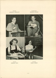 Page 17, 1950 Edition, Macfarland High School - Fabella Yearbook (Bordentown, NJ) online yearbook collection