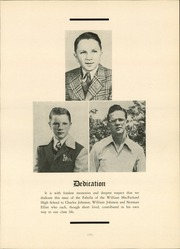 Page 9, 1950 Edition, Macfarland High School - Fabella Yearbook (Bordentown, NJ) online yearbook collection
