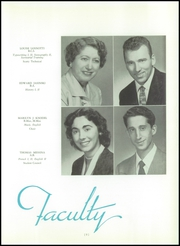 Page 13, 1956 Edition, Macfarland High School - Fabella Yearbook (Bordentown, NJ) online yearbook collection