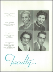 Page 15, 1956 Edition, Macfarland High School - Fabella Yearbook (Bordentown, NJ) online yearbook collection