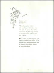 Page 8, 1956 Edition, Macfarland High School - Fabella Yearbook (Bordentown, NJ) online yearbook collection