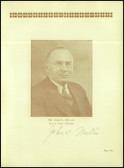 Page 9, 1930 Edition, Flemington High School - Echo Yearbook (Flemington, NJ) online yearbook collection