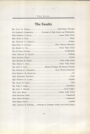 Page 17, 1932 Edition, Flemington High School - Echo Yearbook (Flemington, NJ) online yearbook collection