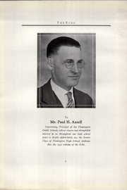 Page 6, 1932 Edition, Flemington High School - Echo Yearbook (Flemington, NJ) online yearbook collection