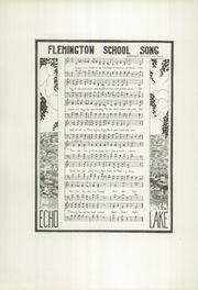 Page 14, 1933 Edition, Flemington High School - Echo Yearbook (Flemington, NJ) online yearbook collection