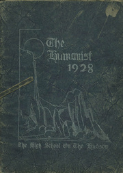 1928 Edition, Memorial High School - Humanist Yearbook (West New York, NJ)