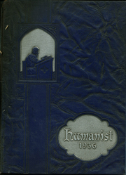 1936 Edition, Memorial High School - Humanist Yearbook (West New York, NJ)