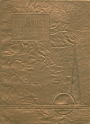1939 Edition, Memorial High School - Humanist Yearbook (West New York, NJ)