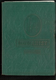 1940 Edition, Memorial High School - Humanist Yearbook (West New York, NJ)