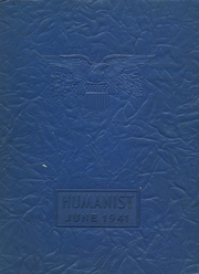 1941 Edition, Memorial High School - Humanist Yearbook (West New York, NJ)