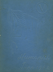 1942 Edition, Memorial High School - Humanist Yearbook (West New York, NJ)