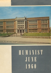 1960 Edition, Memorial High School - Humanist Yearbook (West New York, NJ)