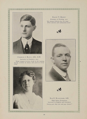 Page 27, 1918 Edition, Fort Lewis College - Katzima Yearbook (Durango, CO) online yearbook collection