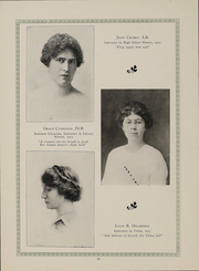 Page 29, 1918 Edition, Fort Lewis College - Katzima Yearbook (Durango, CO) online yearbook collection