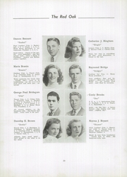 Page 14, 1942 Edition, Mount Holly High School - Red Oak Yearbook (Mount Holly, NJ) online yearbook collection