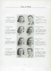 Page 15, 1942 Edition, Mount Holly High School - Red Oak Yearbook (Mount Holly, NJ) online yearbook collection