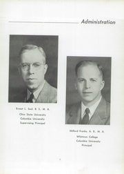 Page 9, 1942 Edition, Mount Holly High School - Red Oak Yearbook (Mount Holly, NJ) online yearbook collection