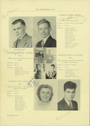 Page 16, 1939 Edition, Holy Trinity High School - Trinitarian Yearbook (Hackensack, NJ) online yearbook collection