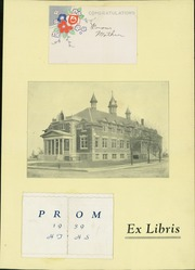 Page 3, 1939 Edition, Holy Trinity High School - Trinitarian Yearbook (Hackensack, NJ) online yearbook collection