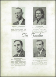 Page 10, 1948 Edition, Blairstown High School - Amicitiae Yearbook (Blairstown, NJ) online yearbook collection