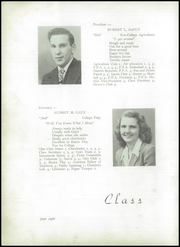 Page 12, 1948 Edition, Blairstown High School - Amicitiae Yearbook (Blairstown, NJ) online yearbook collection