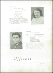 Page 13, 1948 Edition, Blairstown High School - Amicitiae Yearbook (Blairstown, NJ) online yearbook collection