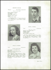 Page 15, 1948 Edition, Blairstown High School - Amicitiae Yearbook (Blairstown, NJ) online yearbook collection