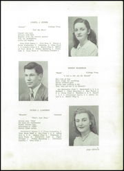 Page 17, 1948 Edition, Blairstown High School - Amicitiae Yearbook (Blairstown, NJ) online yearbook collection