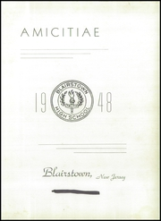Page 5, 1948 Edition, Blairstown High School - Amicitiae Yearbook (Blairstown, NJ) online yearbook collection