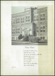 Page 6, 1948 Edition, Blairstown High School - Amicitiae Yearbook (Blairstown, NJ) online yearbook collection